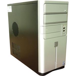 送料無料 3ヶ月保証 中古デスクトップパソコン Mousecomputer SPR-E73XH08H タワー型 WindowsXP Core2Duo 2GB 250GB DVD/RW KS-Office2013 RTW205 mushinet
