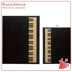 レッスンファイル 楽譜ファイル ケンバン ブラックゴールド FL-95/KB/BLG  ミュージックアミューズ|music-amuse