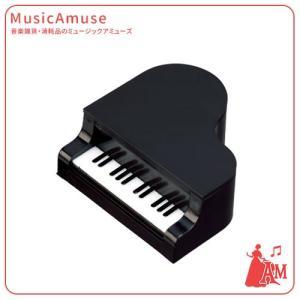 ミニピアノ鉛筆削り ブラック PS-25PI/BL  ミュージックアミューズ music-amuse