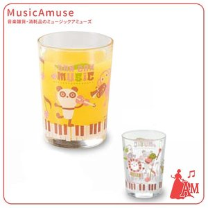 グラスタンブラー ダンダン DM7210-01,SCB-0962-70  ミュージックアミューズ|music-amuse
