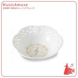 スウィーツディッシュ Clear Tone フラワー SCB-0913-90  ミュージックアミューズ|music-amuse