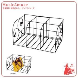 バッグスタンド G-4555BK  ミュージックアミューズ music-amuse