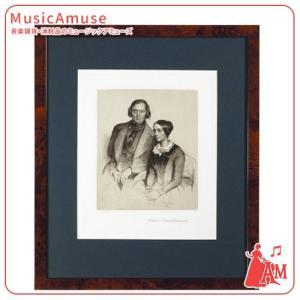 コンポーザー カッパープリント(銅版画) シューマン CR-4700/SM  ミュージックアミューズ|music-amuse