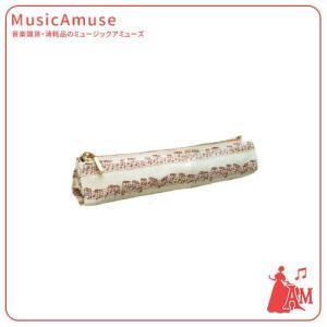 クラバット ペンポーチ 楽譜 ローズ KT180PMNRS  ミュージックアミューズ music-amuse