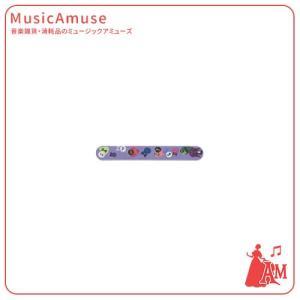 爪みがき(バッファ) ケース入り やすり スカル  パープル NC50BSKPU  ミュージックアミューズ|music-amuse
