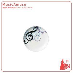 プレート カレイドスコープ ト音記号 SE0910-01  ミュージックアミューズ|music-amuse