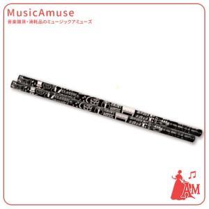 鉛筆(2B) ミュージックライフ ML35PE  ミュージックアミューズ music-amuse