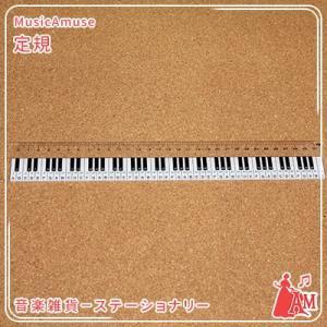 88鍵盤スケール(ものさし) 30cm 4-30/50  ミュージックアミューズ|music-amuse