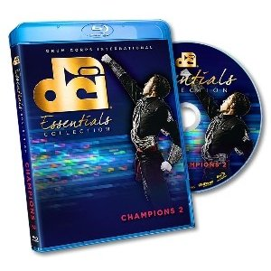 DCI Essentials- Champions2 Blu-ray