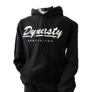 Dynasty ダイナスティ ロゴパーカー Brass&Percussion アメリカンブラック