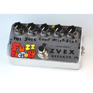 《正規輸入品・新品》Z.VEX (ジーベックス) FUZZ FACTORY|music-exp