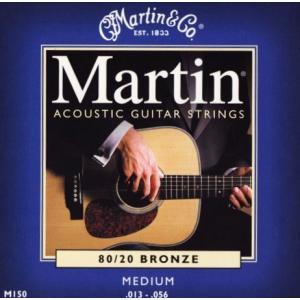 《メール便/代引不可》《3セット》 Martin (マーチン) M150 80/20 BRONZE MEDIUM music-exp