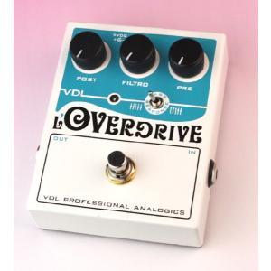 《在庫有》《直輸入品・新品》 VDL (ブイディーエル) L'OVERDRIVE オーバードライブ|music-exp