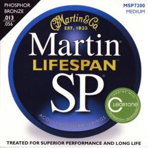 《メール便/代引不可》 Martin (マーチン) LIFESPAN SP PHOSPHOR BRONZE MEDIM MSP7200 music-exp