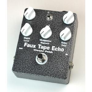 《当店1台限り品》《正規輸入品・新品》 Wampler Pedals (ワンプラーペダル) Faux Tape Echo ディレイ|music-exp