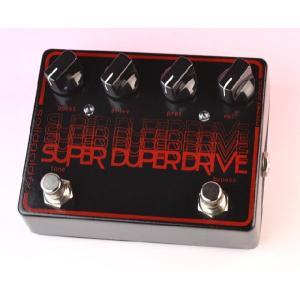 《正規輸入品・新品》 solid gold fx (ソリッドゴールドエフエックス) Super Duper Drive オーバードライブ|music-exp