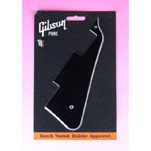 《メール便/代引不可》 Gibson (ギブソン) PRPG-020 LP Custom Pickguard Black 5-Ply ピックガード music-exp