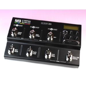 《正規輸入品・新品》 LINE6 (ラインシックス) M9 Stompbox Modeler ペダル...