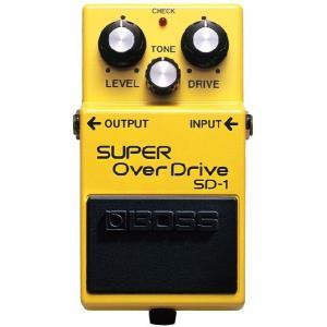《正規品・新品》 BOSS (ボス) SD-1 SUPER Over Drive|music-exp