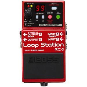 《正規品》《新品》 BOSS (ボス) RC-3 Loop Station|music-exp