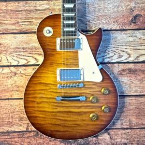 《正規輸入品・新品》 Gibson Memphis (ギブソン・メンフィス) Limited Run ES-Les Paul Standard Light Burst music-exp