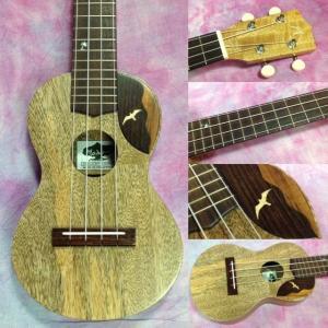 《数量限定品/在庫有》《正規品・新品》 Mabuhay Ukulele (マブハイ) MTS-12 SEAGULL スリムサイズ ソプラノウクレレ|music-exp