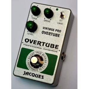 《正規輸入品・新品》 JACQUES Stompboxes (ジャック) Overtube-2 #2540 オーバードライブ|music-exp