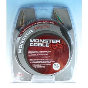 《正規輸入品・新品》 MONSTER CABLE (モンスターケーブル) M ROCK2-12 約3.65m SS ギターケーブル|music-exp