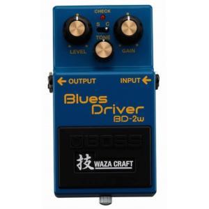 《正規品》《新品》 BOSS (ボス) Waza Craft Series BD-2W Blues Driver|music-exp