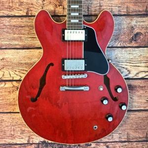 《正規輸入品・新品》 Gibson Memphis (ギブソン・メンフィス) 1963 ES-335TD VOS 60s Cherry (CH) music-exp