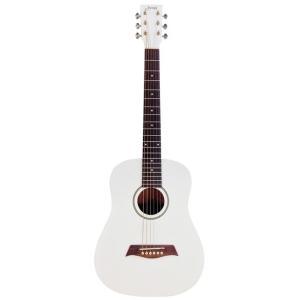《正規品》《新品》 S.Yairi (エス・ヤイリ) YM-02 WH ホワイト ミニアコースティックギター|music-exp