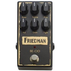 《正規輸入品・新品》 FRIEDMAN (フリードマン) BE-OD オーバードライブ|music-exp