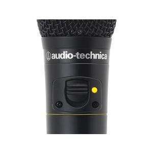 オーディオテクニカ 赤外線コードレスマイクロホン AT-CLM7000TX (2MHz帯)ブラック 【新品】 (A・Bch切り替え可能) (AT-CLM701Tの後継品)|music-net|02