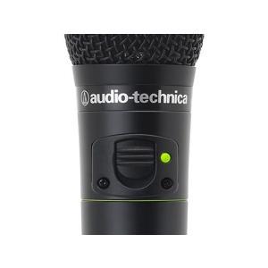 オーディオテクニカ 赤外線コードレスマイクロホン AT-CLM7000TX (2MHz帯)ブラック 【新品】 (A・Bch切り替え可能) (AT-CLM701Tの後継品)|music-net|03