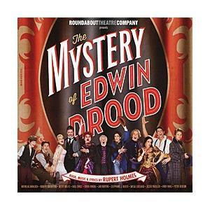 エドウィン・ドルードの謎 2012年 ブロードウェイ・キャスト (輸入2枚組CD)|musical-shop