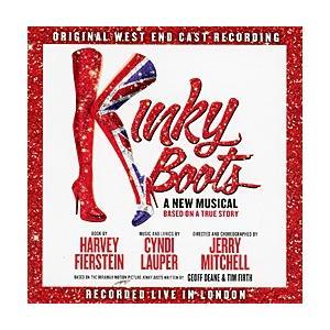 キンキーブーツ オリジナル・ウエスト・エンド・キャスト (輸入CD) |musical-shop