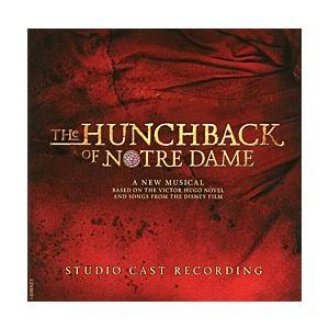 ノートルダムの鐘 2015年 スタジオ・キャスト (輸入CD)|musical-shop