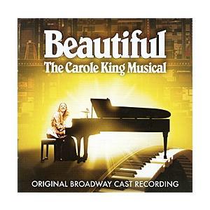 ビューティフル -The Carol King Musical- オリジナル・ブロードウェイ・キャスト (輸入CD)|musical-shop