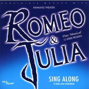 ロミオ & ジュリエット ウィーン・カラオケ (輸入CD)|musical-shop