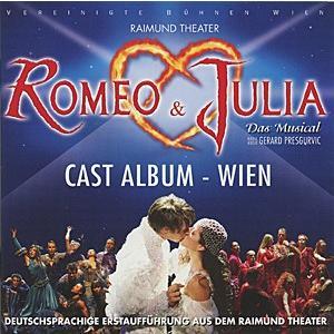 ロミオ & ジュリエット オリジナル・ウィーン・キャスト ハイライト版 (輸入CD) |musical-shop