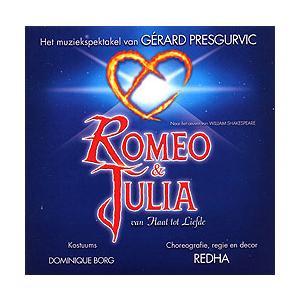 ロミオ & ジュリエット オリジナル・ベルギー・キャスト (輸入CD)|musical-shop