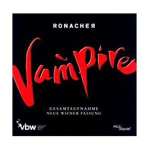 TANZ DER VAMPIRE 〜ダンス・オブ・ヴァンパイア〜 2010年 ウィーン・キャスト (輸入2枚組CD)|musical-shop