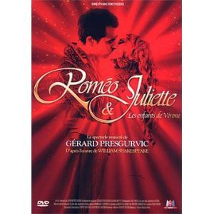 ロミオ & ジュリエット 2010年 フランス・キャスト (輸入DVD)|musical-shop