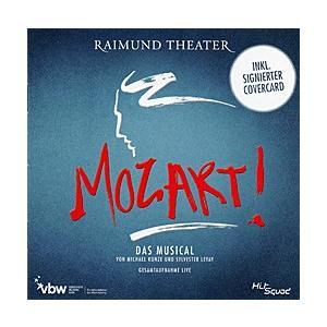 モーツァルト! 2015年 ウィーン・キャスト 実況ライブ (輸入2枚組CD)|musical-shop