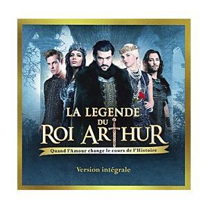 アーサー王伝説 オリジナル・フランス・キャスト 完全版 (輸入2枚組CD)|musical-shop