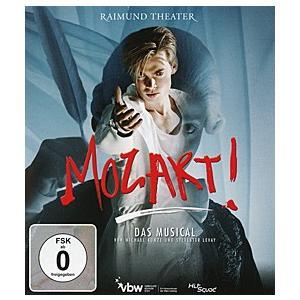 モーツァルト! 2016年 ウィーン・キャスト (輸入Blu-ray)|musical-shop