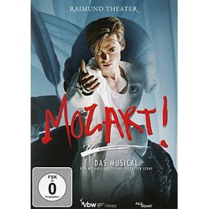モーツァルト! 2016年 ウィーン・キャスト (輸入DVD)|musical-shop