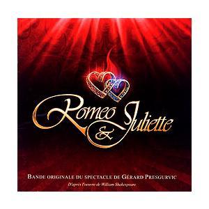 ロミオ & ジュリエット ソウル・ツアー・キャスト (輸入CD)|musical-shop