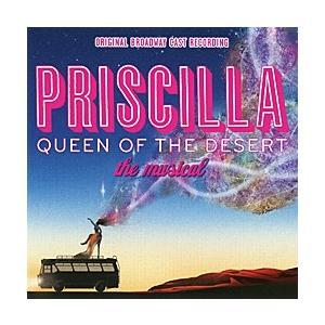 プリシラ オリジナル・ブロードウェイ・キャスト (輸入CD)|musical-shop
