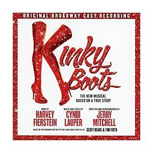 キンキーブーツ オリジナル・ブロードウェイ・キャスト (国内盤CD)|musical-shop